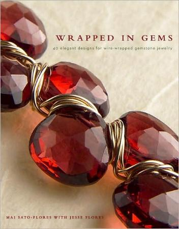 Wrapped in Gems by Mai Sato-Flores with Jesse Flore