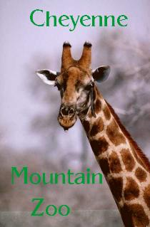 Cheyenne Mountain, Zoo, Colorado Springs, Colorado
